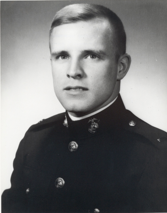 2nd Lt. Terrence C. Graves