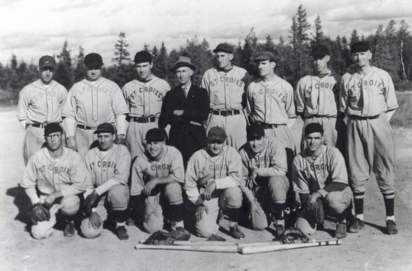 1939 St. Croix baseball team