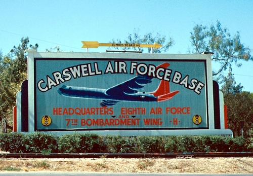 Carswell Air Force Base
