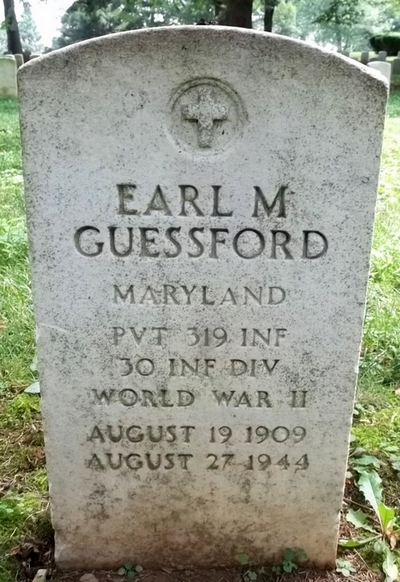 Earl Guessford