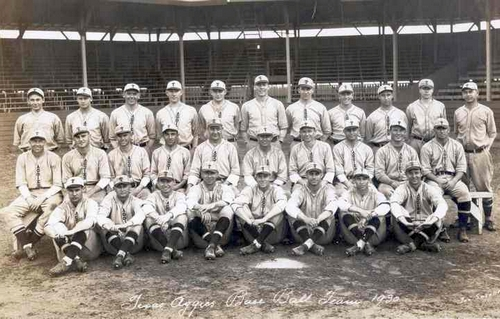 Texas A&M Baseball 1920