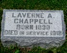 Larry Chappell's Grave