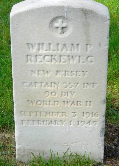 William P. Reckeweg