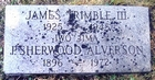 Grave of James Trimble