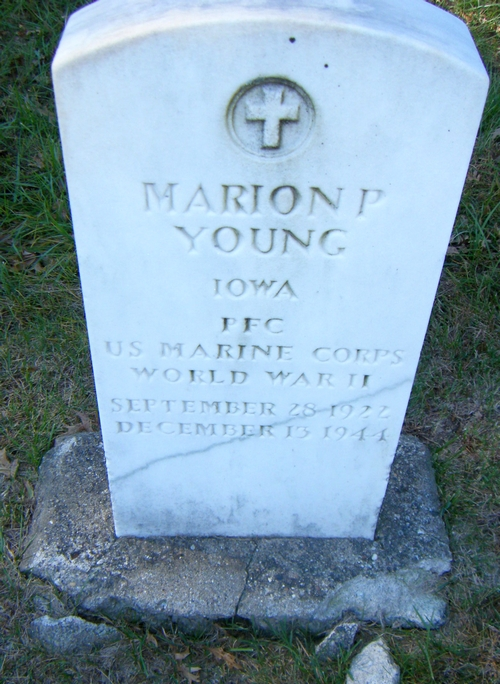 Marion P. Young